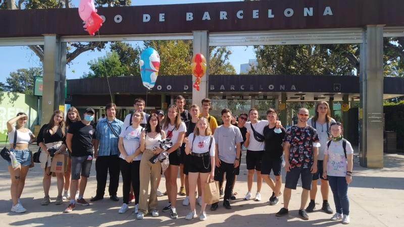 """Featured image for """"Pracovní stáž v Barceloně"""""""